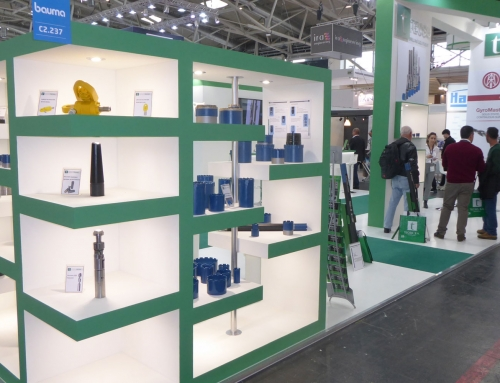 Tecso makes a very positive assessment of its attendance at Bauma 2019